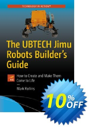 The UBTECH Jimu Robots Builder's Guide (Rollins) Gutschein rabatt The UBTECH Jimu Robots Builder's Guide (Rollins) Deal Aktion: The UBTECH Jimu Robots Builder's Guide (Rollins) Exclusive Easter Sale offer for iVoicesoft