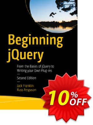 Beginning jQuery (Franklin) Coupon discount Beginning jQuery (Franklin) Deal. Promotion: Beginning jQuery (Franklin) Exclusive Easter Sale offer for iVoicesoft