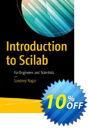 Introduction to Scilab (Nagar) discount coupon Introduction to Scilab (Nagar) Deal - Introduction to Scilab (Nagar) Exclusive Easter Sale offer for iVoicesoft