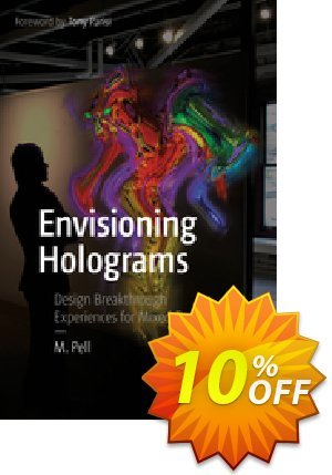 Envisioning Holograms (Pell) discount coupon Envisioning Holograms (Pell) Deal - Envisioning Holograms (Pell) Exclusive Easter Sale offer for iVoicesoft