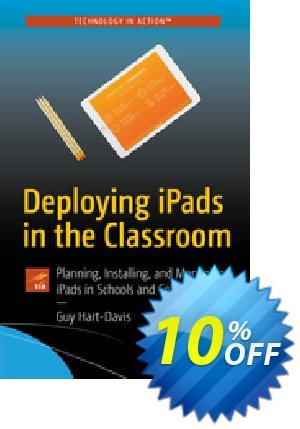 Deploying iPads in the Classroom (Hart-Davis) Coupon discount Deploying iPads in the Classroom (Hart-Davis) Deal. Promotion: Deploying iPads in the Classroom (Hart-Davis) Exclusive Easter Sale offer for iVoicesoft