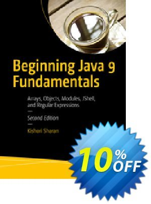 Beginning Java 9 Fundamentals (Sharan) discount coupon Beginning Java 9 Fundamentals (Sharan) Deal - Beginning Java 9 Fundamentals (Sharan) Exclusive Easter Sale offer for iVoicesoft