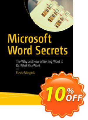 Microsoft Word Secrets (Morgado) discount coupon Microsoft Word Secrets (Morgado) Deal - Microsoft Word Secrets (Morgado) Exclusive Easter Sale offer for iVoicesoft