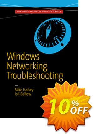 Windows Networking Troubleshooting (Halsey) discount coupon Windows Networking Troubleshooting (Halsey) Deal - Windows Networking Troubleshooting (Halsey) Exclusive Easter Sale offer for iVoicesoft
