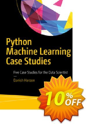 Python Machine Learning Case Studies (Haroon) 優惠券,折扣碼 Python Machine Learning Case Studies (Haroon) Deal,促銷代碼: Python Machine Learning Case Studies (Haroon) Exclusive Easter Sale offer for iVoicesoft