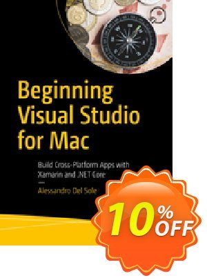 Beginning Visual Studio for Mac (Del Sole) discount coupon Beginning Visual Studio for Mac (Del Sole) Deal - Beginning Visual Studio for Mac (Del Sole) Exclusive Easter Sale offer for iVoicesoft