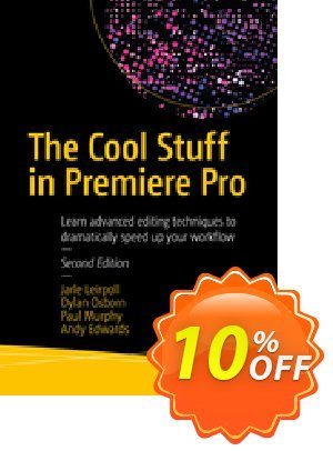 The Cool Stuff in Premiere Pro (Leirpoll) discount coupon The Cool Stuff in Premiere Pro (Leirpoll) Deal - The Cool Stuff in Premiere Pro (Leirpoll) Exclusive Easter Sale offer for iVoicesoft