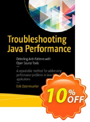 Troubleshooting Java Performance (Ostermueller) discount coupon Troubleshooting Java Performance (Ostermueller) Deal - Troubleshooting Java Performance (Ostermueller) Exclusive Easter Sale offer for iVoicesoft
