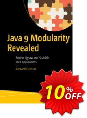 Java 9 Modularity Revealed (Jecan) 優惠券,折扣碼 Java 9 Modularity Revealed (Jecan) Deal,促銷代碼: Java 9 Modularity Revealed (Jecan) Exclusive Easter Sale offer for iVoicesoft