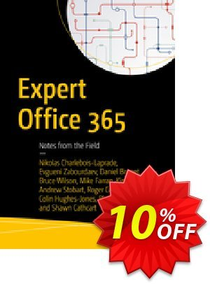 Expert Office 365 (Charlebois-Laprade) Coupon discount Expert Office 365 (Charlebois-Laprade) Deal. Promotion: Expert Office 365 (Charlebois-Laprade) Exclusive Easter Sale offer for iVoicesoft