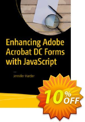 Enhancing Adobe Acrobat DC Forms with JavaScript (Harder) 優惠券,折扣碼 Enhancing Adobe Acrobat DC Forms with JavaScript (Harder) Deal,促銷代碼: Enhancing Adobe Acrobat DC Forms with JavaScript (Harder) Exclusive Easter Sale offer for iVoicesoft