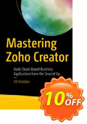 Mastering Zoho Creator (Shabdar) 프로모션 코드 Mastering Zoho Creator (Shabdar) Deal 프로모션: Mastering Zoho Creator (Shabdar) Exclusive Easter Sale offer for iVoicesoft