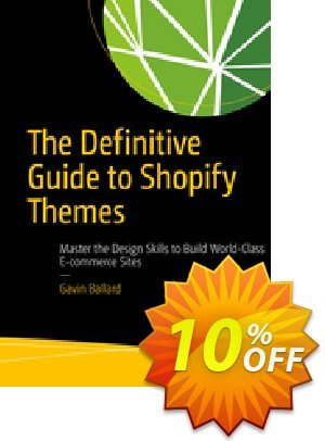The Definitive Guide to Shopify Themes (Ballard) discount coupon The Definitive Guide to Shopify Themes (Ballard) Deal - The Definitive Guide to Shopify Themes (Ballard) Exclusive Easter Sale offer for iVoicesoft