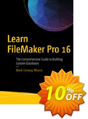 Learn FileMaker Pro 16 (Munro) 프로모션 코드 Learn FileMaker Pro 16 (Munro) Deal 프로모션: Learn FileMaker Pro 16 (Munro) Exclusive Easter Sale offer for iVoicesoft