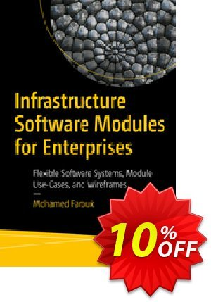 Infrastructure Software Modules for Enterprises (Farouk) discount coupon Infrastructure Software Modules for Enterprises (Farouk) Deal - Infrastructure Software Modules for Enterprises (Farouk) Exclusive Easter Sale offer for iVoicesoft