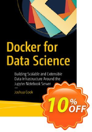 Docker for Data Science (Cook)割引コード・Docker for Data Science (Cook) Deal キャンペーン:Docker for Data Science (Cook) Exclusive Easter Sale offer for iVoicesoft