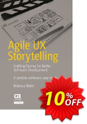 Agile UX Storytelling (Baker) discount coupon Agile UX Storytelling (Baker) Deal - Agile UX Storytelling (Baker) Exclusive Easter Sale offer for iVoicesoft