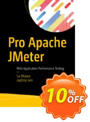 Pro Apache JMeter (Matam) discount coupon Pro Apache JMeter (Matam) Deal - Pro Apache JMeter (Matam) Exclusive Easter Sale offer for iVoicesoft