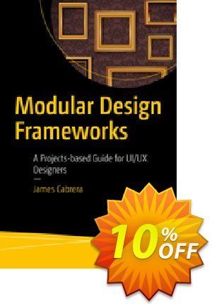Modular Design Frameworks (Cabrera) discount coupon Modular Design Frameworks (Cabrera) Deal - Modular Design Frameworks (Cabrera) Exclusive Easter Sale offer for iVoicesoft