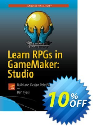 Learn RPGs in GameMaker: Studio (Tyers) discount coupon Learn RPGs in GameMaker: Studio (Tyers) Deal - Learn RPGs in GameMaker: Studio (Tyers) Exclusive Easter Sale offer for iVoicesoft