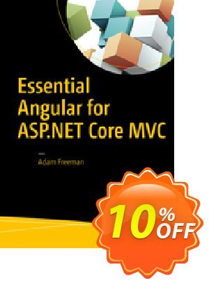 Essential Angular for ASP.NET Core MVC (Freeman)割引コード・Essential Angular for ASP.NET Core MVC (Freeman) Deal キャンペーン:Essential Angular for ASP.NET Core MVC (Freeman) Exclusive Easter Sale offer for iVoicesoft