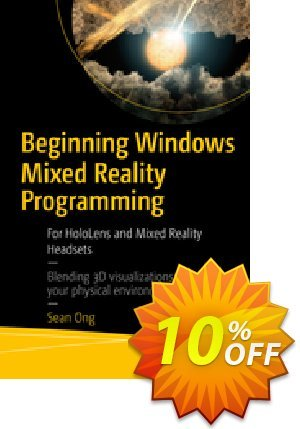 Beginning Windows Mixed Reality Programming (Ong) discount coupon Beginning Windows Mixed Reality Programming (Ong) Deal - Beginning Windows Mixed Reality Programming (Ong) Exclusive Easter Sale offer for iVoicesoft