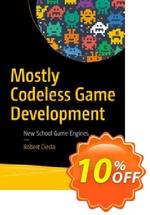 Mostly Codeless Game Development (Ciesla) discount coupon Mostly Codeless Game Development (Ciesla) Deal - Mostly Codeless Game Development (Ciesla) Exclusive Easter Sale offer for iVoicesoft