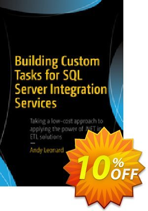 Building Custom Tasks for SQL Server Integration Services (Leonard) discount coupon Building Custom Tasks for SQL Server Integration Services (Leonard) Deal - Building Custom Tasks for SQL Server Integration Services (Leonard) Exclusive Easter Sale offer for iVoicesoft