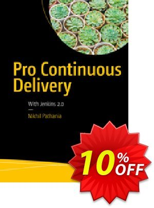 Pro Continuous Delivery (Pathania) discount coupon Pro Continuous Delivery (Pathania) Deal - Pro Continuous Delivery (Pathania) Exclusive Easter Sale offer for iVoicesoft