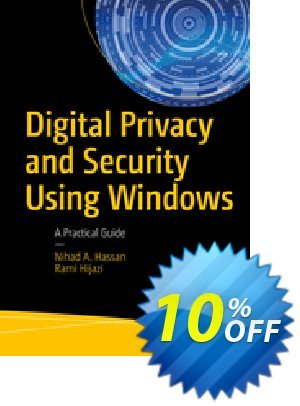 Digital Privacy and Security Using Windows (Hassan) discount coupon Digital Privacy and Security Using Windows (Hassan) Deal - Digital Privacy and Security Using Windows (Hassan) Exclusive Easter Sale offer for iVoicesoft