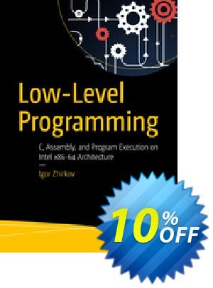 Low-Level Programming (Zhirkov) Coupon discount Low-Level Programming (Zhirkov) Deal. Promotion: Low-Level Programming (Zhirkov) Exclusive Easter Sale offer for iVoicesoft