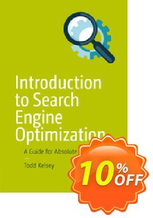 Introduction to Search Engine Optimization (Kelsey) discount coupon Introduction to Search Engine Optimization (Kelsey) Deal - Introduction to Search Engine Optimization (Kelsey) Exclusive Easter Sale offer for iVoicesoft