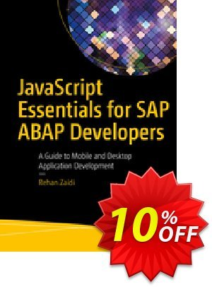 JavaScript Essentials for SAP ABAP Developers (Zaidi) discount coupon JavaScript Essentials for SAP ABAP Developers (Zaidi) Deal - JavaScript Essentials for SAP ABAP Developers (Zaidi) Exclusive Easter Sale offer for iVoicesoft