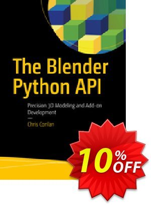 The Blender Python API (Conlan) 프로모션 코드 The Blender Python API (Conlan) Deal 프로모션: The Blender Python API (Conlan) Exclusive Easter Sale offer for iVoicesoft