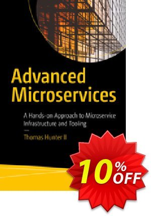 Advanced Microservices (Hunter II) 프로모션 코드 Advanced Microservices (Hunter II) Deal 프로모션: Advanced Microservices (Hunter II) Exclusive Easter Sale offer for iVoicesoft