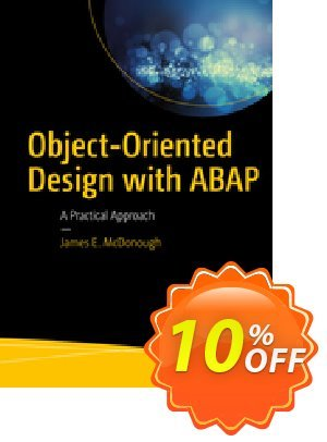 Object-Oriented Design with ABAP (McDonough) 프로모션 코드 Object-Oriented Design with ABAP (McDonough) Deal 프로모션: Object-Oriented Design with ABAP (McDonough) Exclusive Easter Sale offer for iVoicesoft