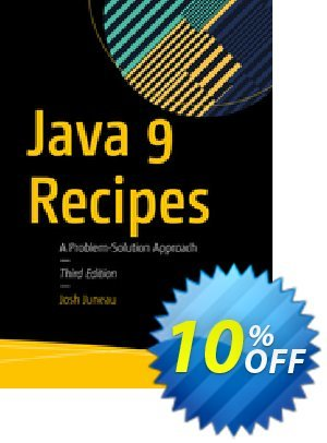 Java 9 Recipes (Juneau) 優惠券,折扣碼 Java 9 Recipes (Juneau) Deal,促銷代碼: Java 9 Recipes (Juneau) Exclusive Easter Sale offer for iVoicesoft
