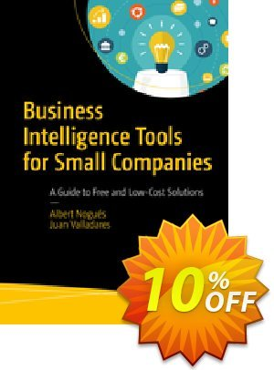 Business Intelligence Tools for Small Companies (Nogués) Coupon, discount Business Intelligence Tools for Small Companies (Nogués) Deal. Promotion: Business Intelligence Tools for Small Companies (Nogués) Exclusive Easter Sale offer for iVoicesoft