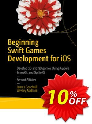 Beginning Swift Games Development for iOS (Goodwill) discount coupon Beginning Swift Games Development for iOS (Goodwill) Deal - Beginning Swift Games Development for iOS (Goodwill) Exclusive Easter Sale offer for iVoicesoft