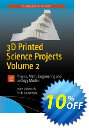 3D Printed Science Projects Volume 2 (Horvath) discount coupon 3D Printed Science Projects Volume 2 (Horvath) Deal - 3D Printed Science Projects Volume 2 (Horvath) Exclusive Easter Sale offer for iVoicesoft