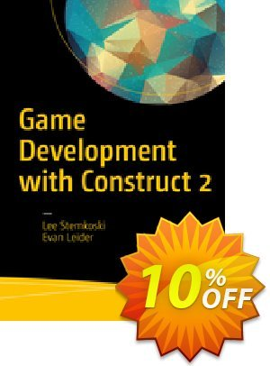 Game Development with Construct 2 (Stemkoski) 優惠券,折扣碼 Game Development with Construct 2 (Stemkoski) Deal,促銷代碼: Game Development with Construct 2 (Stemkoski) Exclusive Easter Sale offer for iVoicesoft