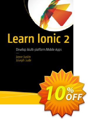 Learn Ionic 2 (Justin) 優惠券,折扣碼 Learn Ionic 2 (Justin) Deal,促銷代碼: Learn Ionic 2 (Justin) Exclusive Easter Sale offer for iVoicesoft