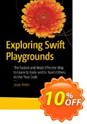 Exploring Swift Playgrounds (Feiler) discount coupon Exploring Swift Playgrounds (Feiler) Deal - Exploring Swift Playgrounds (Feiler) Exclusive Easter Sale offer for iVoicesoft
