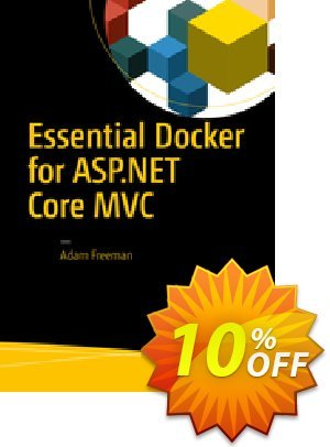 Essential Docker for ASP.NET Core MVC (Freeman) 프로모션 코드 Essential Docker for ASP.NET Core MVC (Freeman) Deal 프로모션: Essential Docker for ASP.NET Core MVC (Freeman) Exclusive Easter Sale offer for iVoicesoft