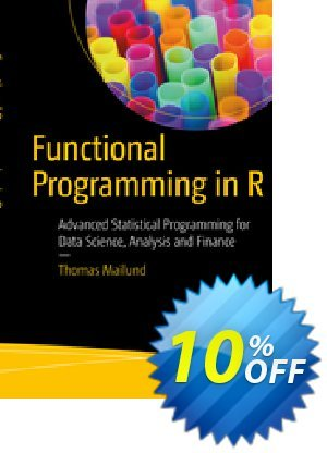 Functional Programming in R (Mailund) Gutschein rabatt Functional Programming in R (Mailund) Deal Aktion: Functional Programming in R (Mailund) Exclusive Easter Sale offer for iVoicesoft