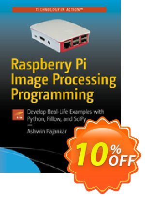 Raspberry Pi Image Processing Programming (Pajankar) discount coupon Raspberry Pi Image Processing Programming (Pajankar) Deal - Raspberry Pi Image Processing Programming (Pajankar) Exclusive Easter Sale offer for iVoicesoft