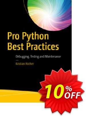 Pro Python Best Practices (Rother) 優惠券,折扣碼 Pro Python Best Practices (Rother) Deal,促銷代碼: Pro Python Best Practices (Rother) Exclusive Easter Sale offer for iVoicesoft