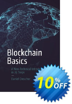 Blockchain Basics (Drescher) discount coupon Blockchain Basics (Drescher) Deal - Blockchain Basics (Drescher) Exclusive Easter Sale offer for iVoicesoft