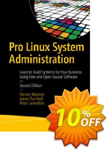 Pro Linux System Administration (Matotek) 優惠券,折扣碼 Pro Linux System Administration (Matotek) Deal,促銷代碼: Pro Linux System Administration (Matotek) Exclusive Easter Sale offer for iVoicesoft