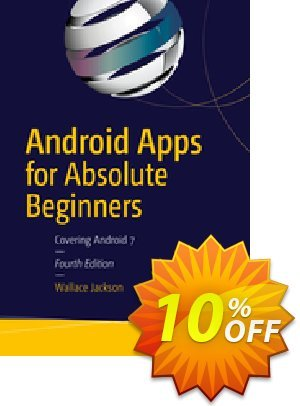 Android Apps for Absolute Beginners (Jackson) discount coupon Android Apps for Absolute Beginners (Jackson) Deal - Android Apps for Absolute Beginners (Jackson) Exclusive Easter Sale offer for iVoicesoft